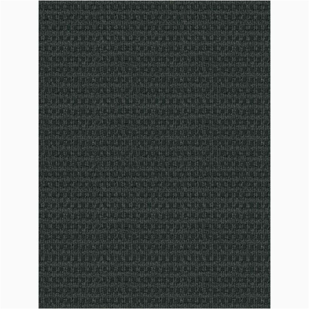 6ft X 8ft area Rug Checkmate Charcoal Black 6 Ft X 8 Ft Indoor Outdoor area