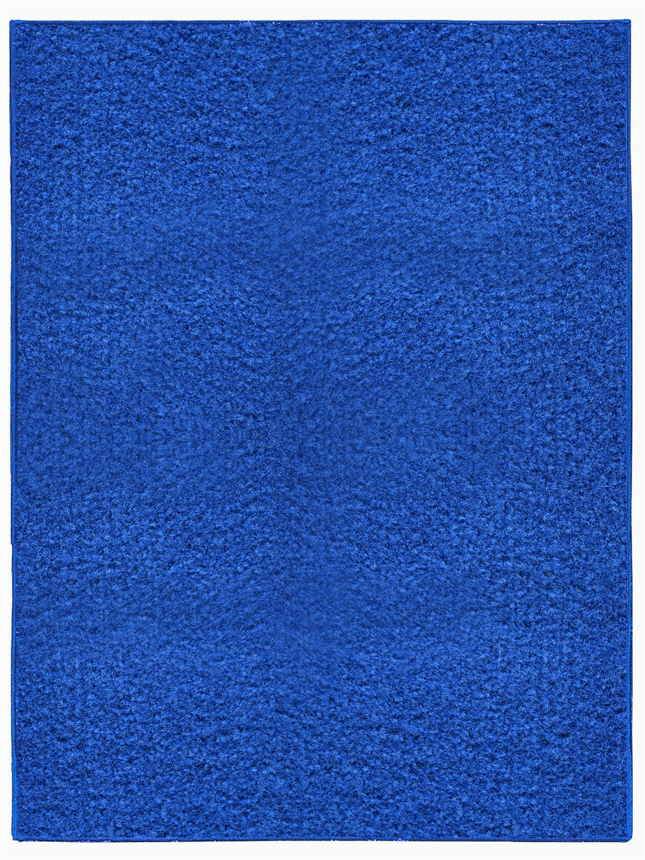 ebern designs galaxy way solid colour area rugs with rubber marine backing for patio porch deck boat basement or garage with premium bound polyester edges blue half round 36 x 72 c piid=