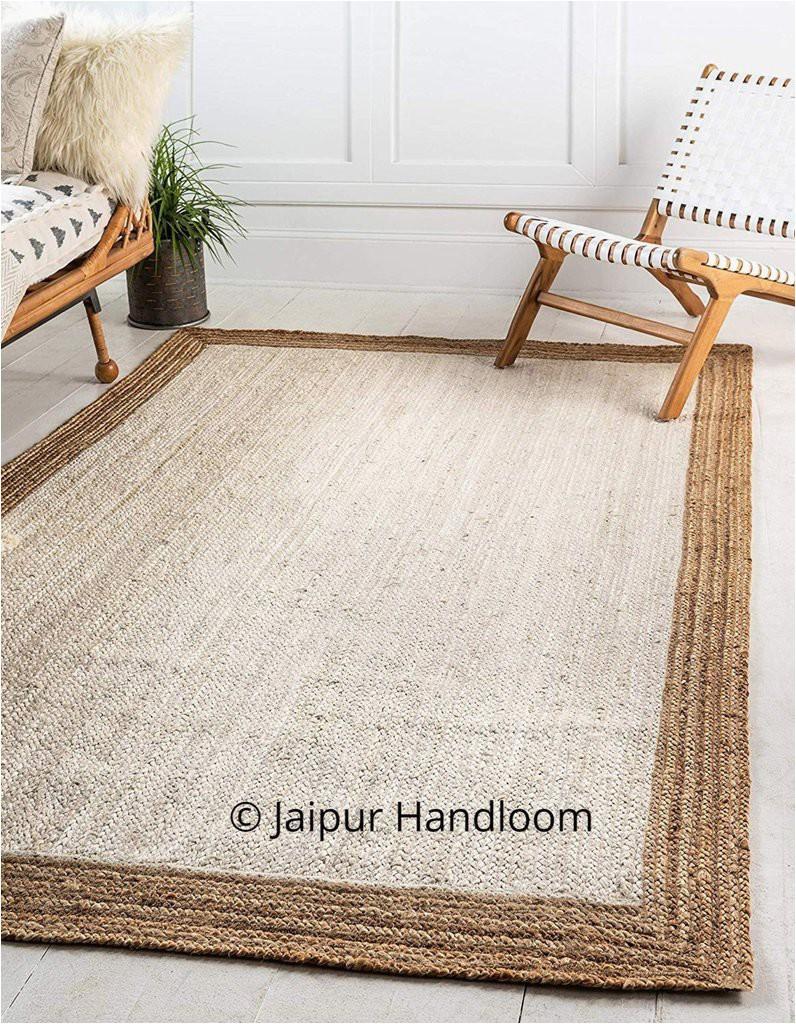 area rug fair trade braided rag rugs indian hand woven jute area carpet 3 x 4 ft jaipur handloom 1024x1024