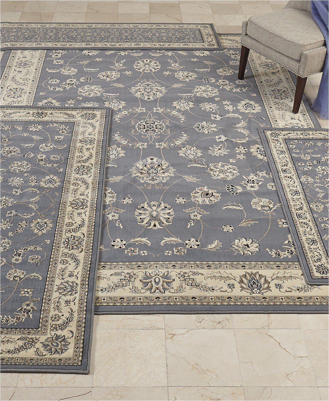 area rugs florence isfahan grey blue 1 eeacbf6b 65d5 4658 97f1 ad e