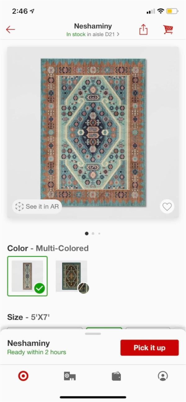 5 x 7 area rugs tar