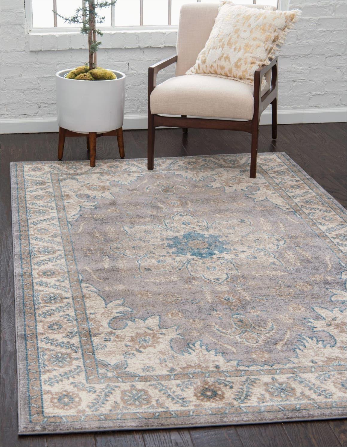 gray 7x10 vienna area rug