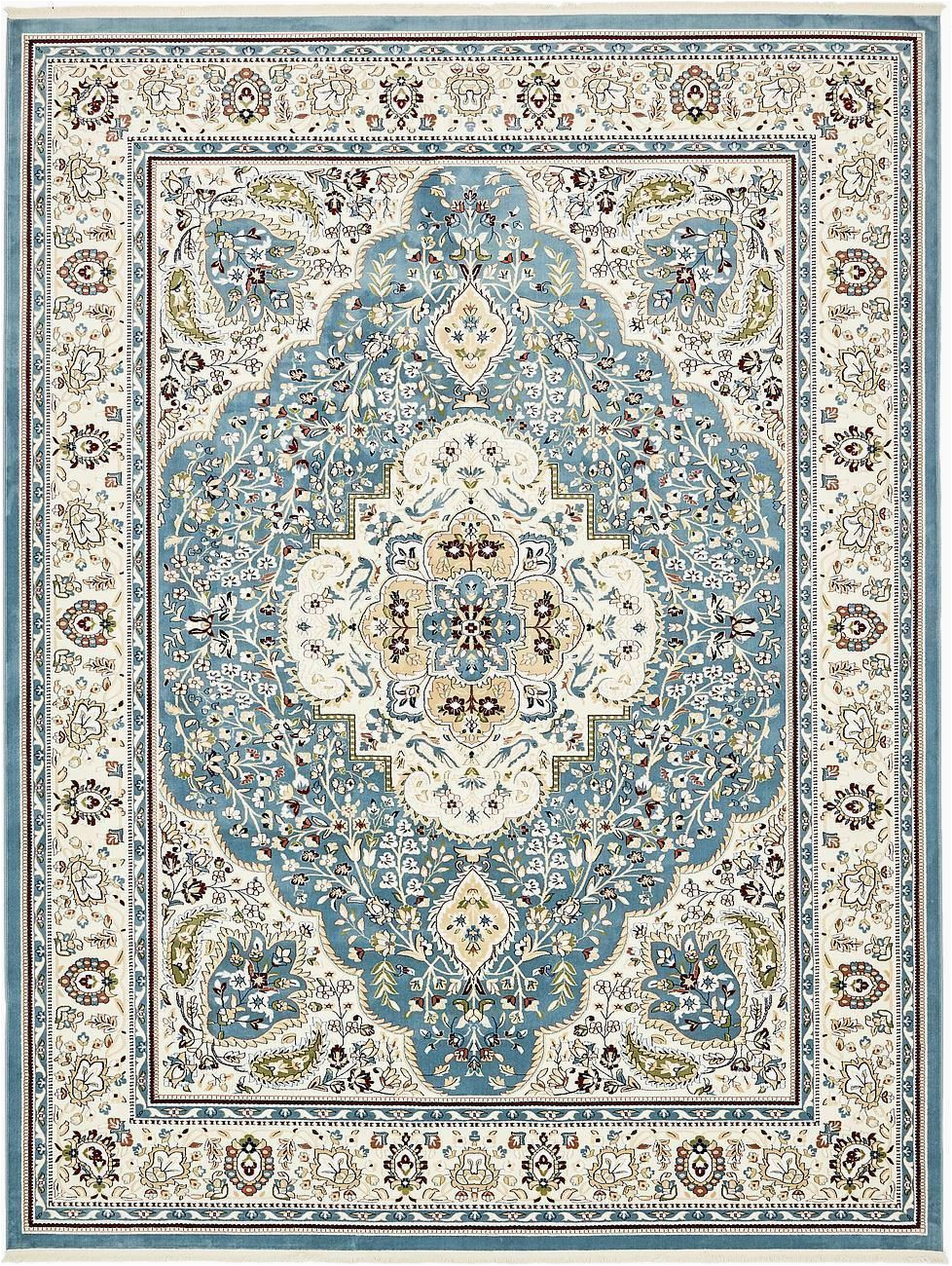 8 by 13 area Rugs Blue 13 X 19 8 Tabriz Design Rug area Rugs