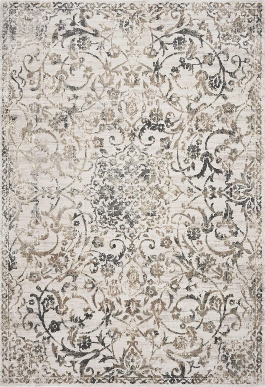 empire 7064 ivory grey elegance 810 x 13 area rugs