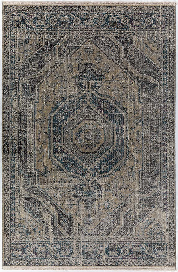 "Amazon 5 by 8 area Rugs Amazon Addison Rugs Es area Rug 5 X7 8"" Teal"