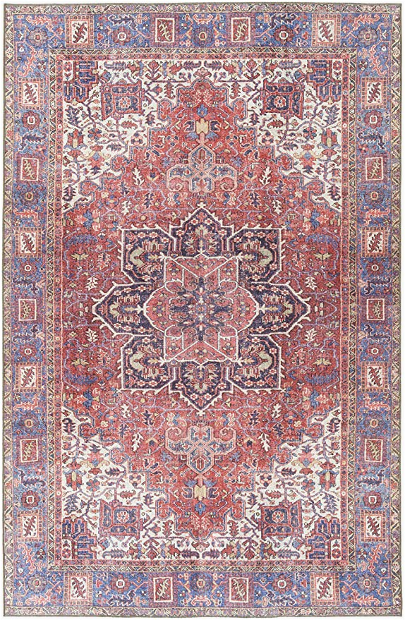 Amazon Com area Rugs 8×10 Amazon Kaleen area Rug 8 X 10 Red Furniture & Decor
