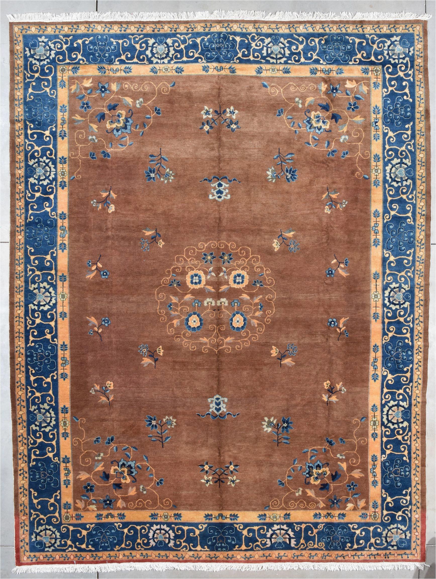7811 peking chinese oriental rug 101 x 136