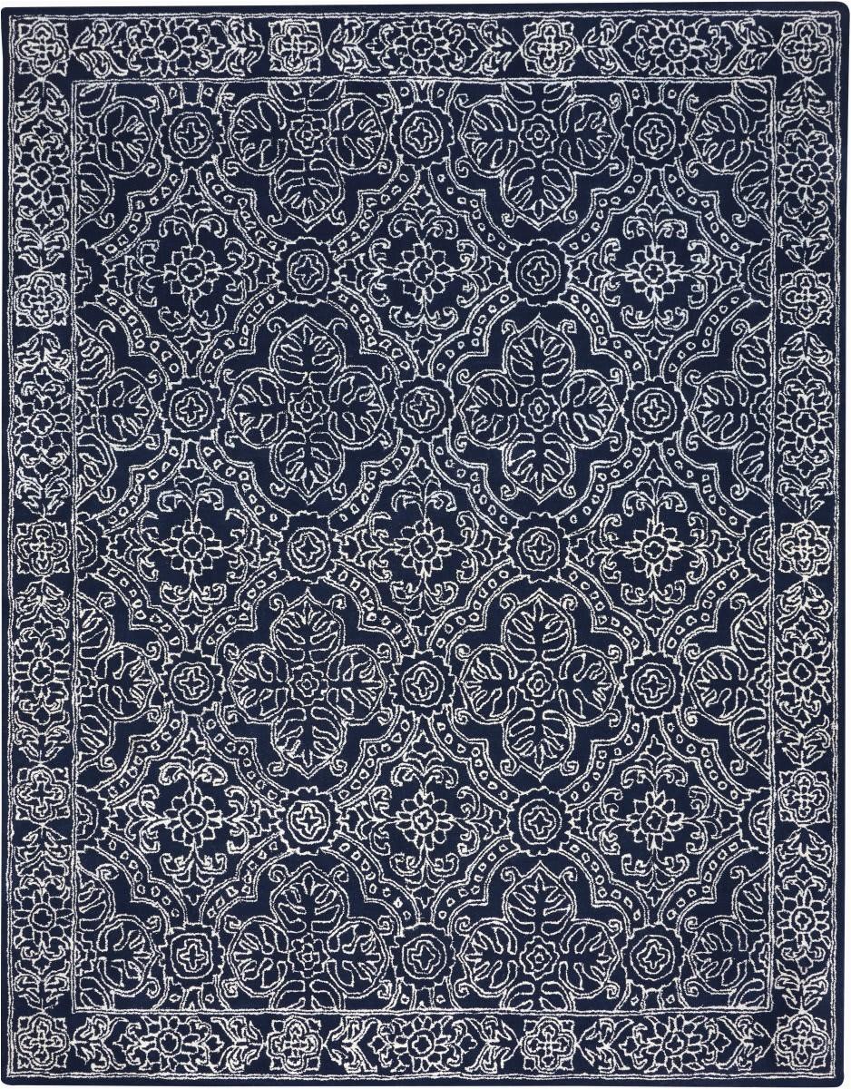 capel colrain 9157 dark blue area rugx