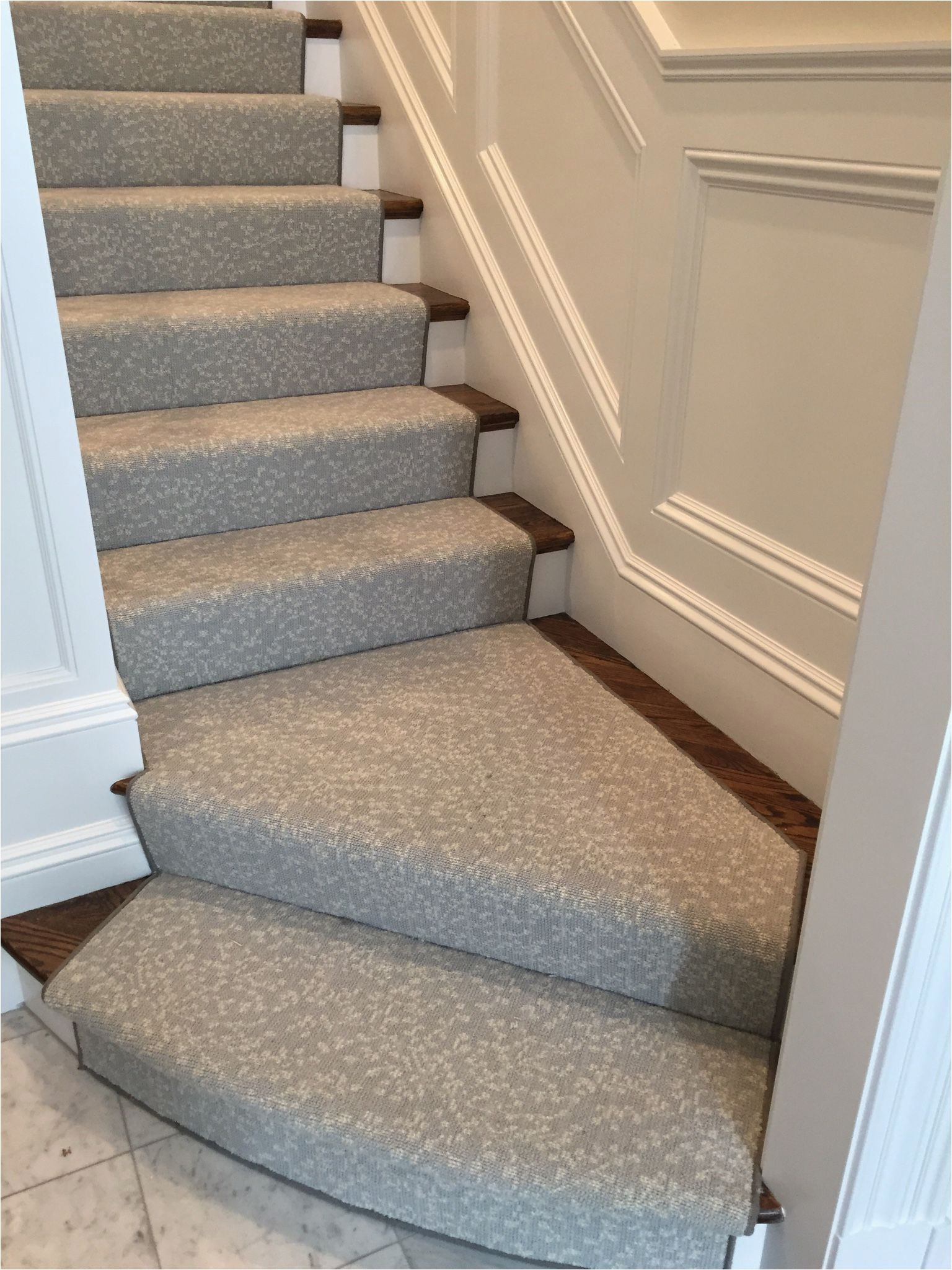 Area Rug for Stair Landing Pin by the Carpet Workroom On Stair Runners with Pie Turns