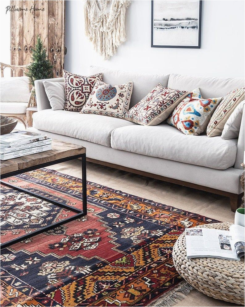 Area Rugs and Matching Pillows Pin On Projects to Try