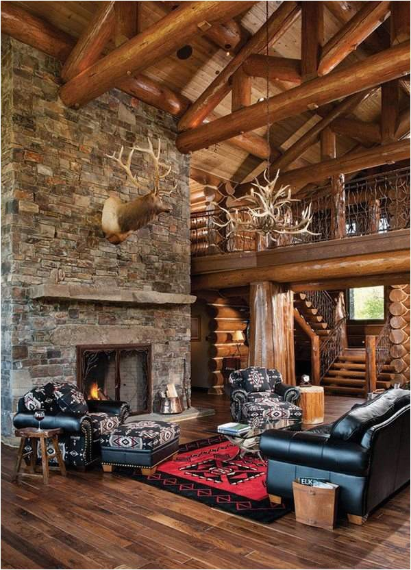 Area Rugs for Log Cabin Homes Log Cabin Homes Exterior Interior Furniture and Decor Ideas