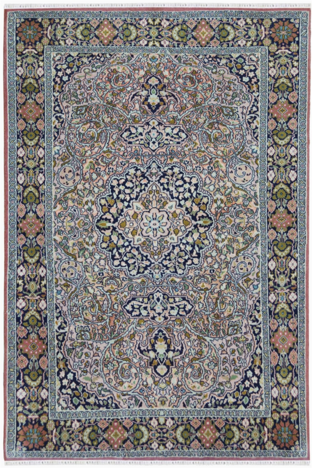 Area Rugs Made In India Herati Traditional Wool area Rug