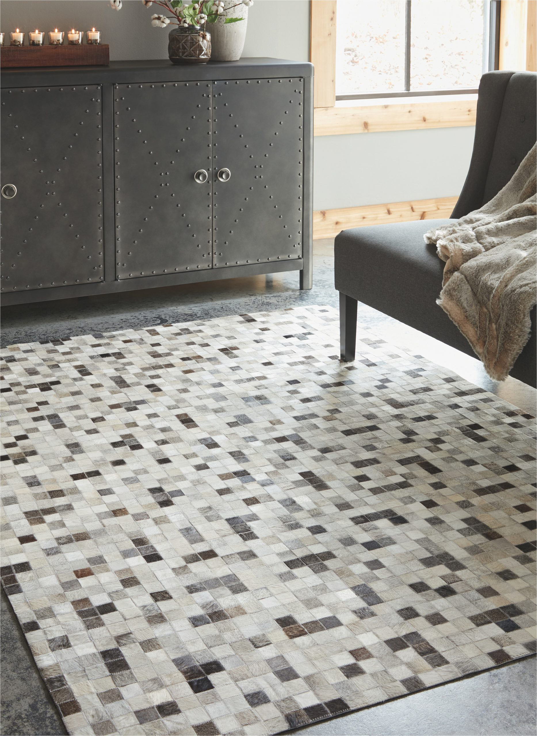 Ashley Home Store area Rugs Harish 5 X 7 Rug Black Tan Products In 2019