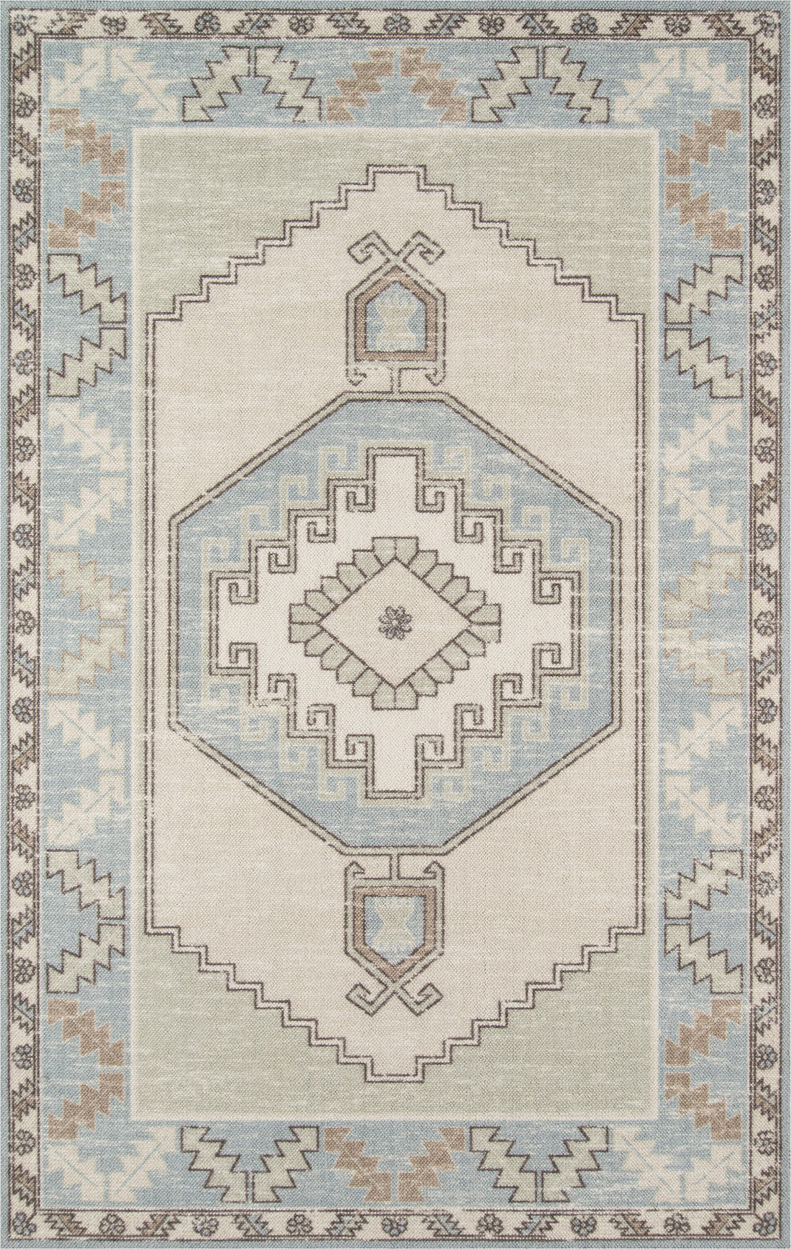 union rustic moyer oriental light bluebeige area rug unrs5331 st=1