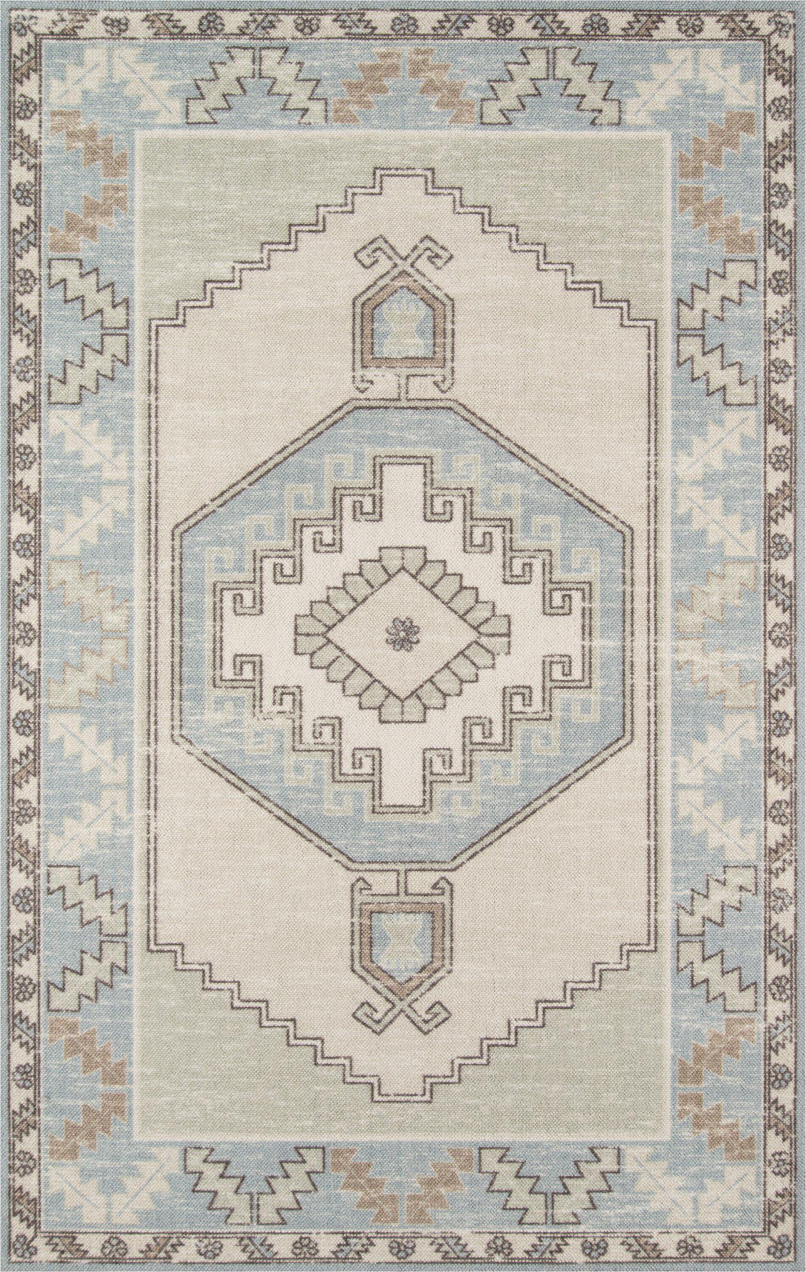 union rustic moyer oriental light bluebeige area rug unrs5331 st=1