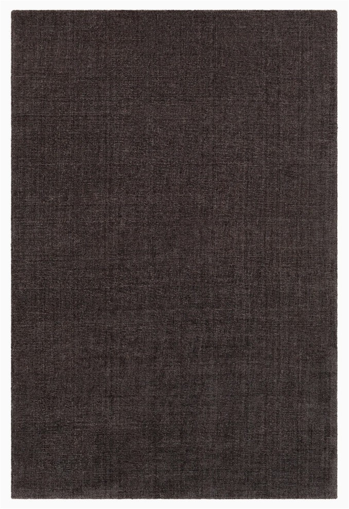 Bari solid area Rug Safavieh Bari area Rug In Charcoal