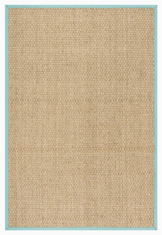safavieh natural fiber nf114r area rug natural teal 4x6 prvw vr