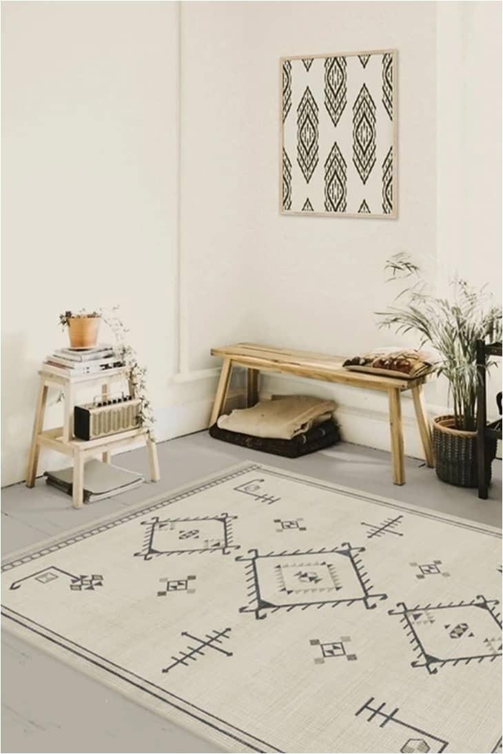 at product listing ruggable damali rug square