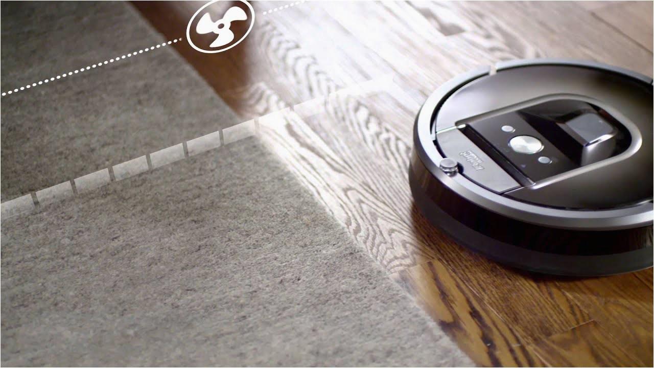 Best Robot Vacuum for area Rugs Irobot Roomba 980 Vacuum Cleaning Robot