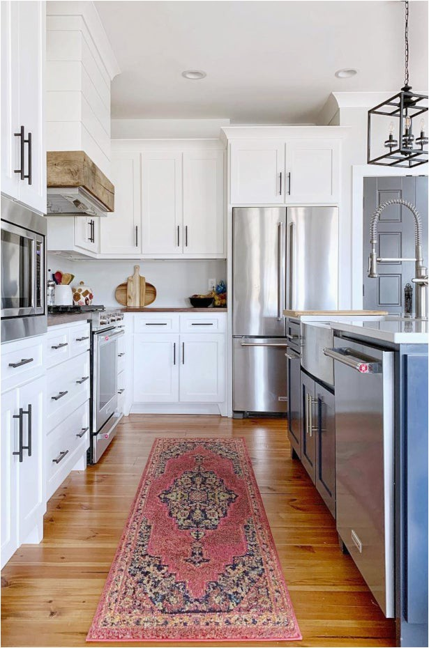 5 Tips for Choosing a Kitchen Rug Consider an Easy to Clean Runner Rug