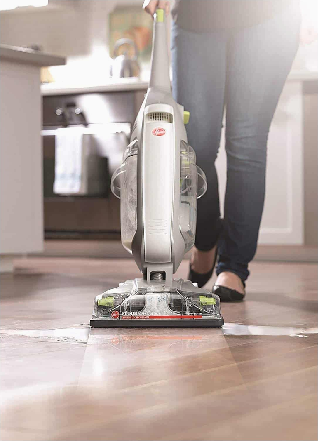 Best upright vacuum for hardwood floors Hoover FloorMate Deluxe FH PC