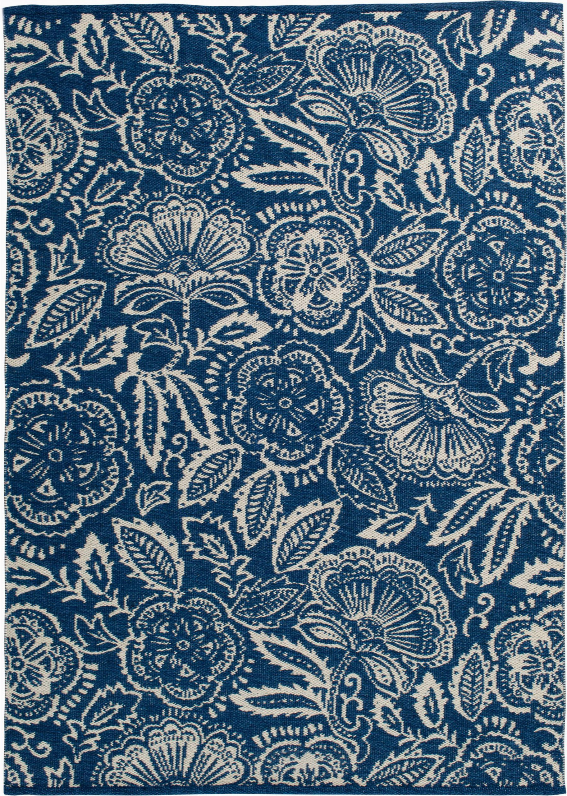 Better Homes and Gardens area Rugs at Walmart Better Homes & Gardens Midnight Blooms Indoor Outdoor area Rug Multiple Sizes