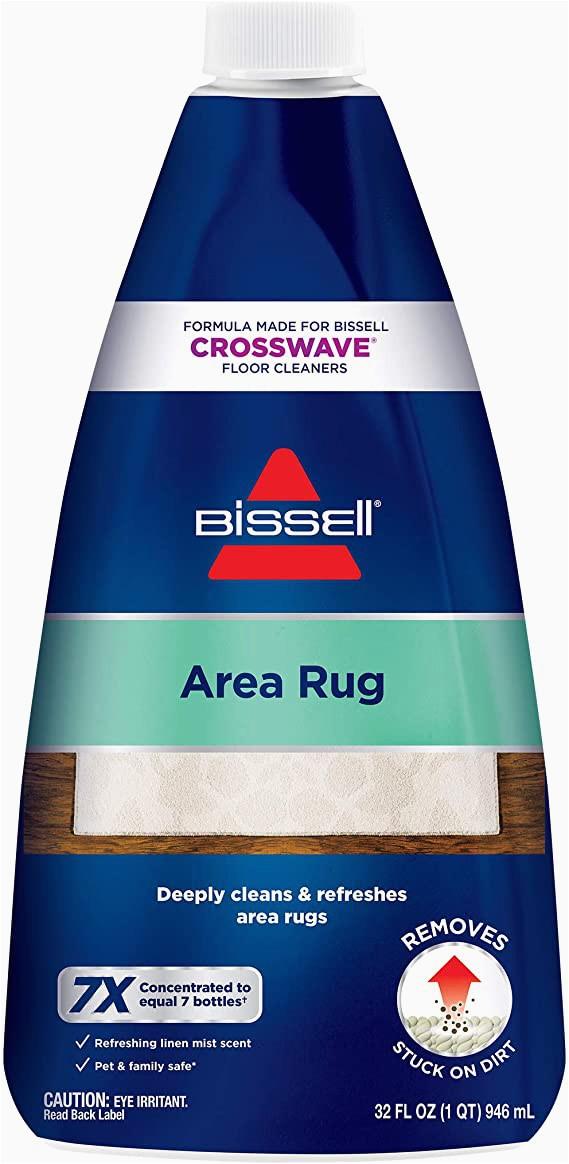 Bissell Crosswave area Rug Cleaner Bissell 1930 Crosswave area Rug Cleaning formula 32 Oz