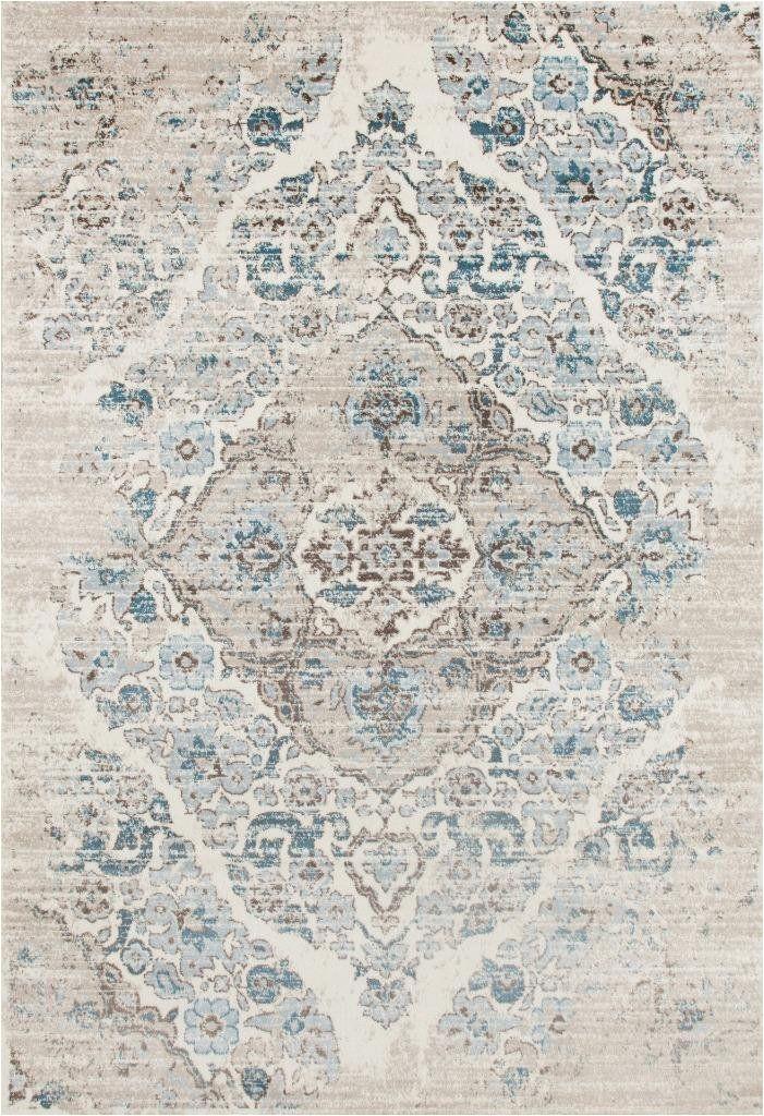 Blue Distressed area Rug Amazon 4620 Distressed Blue 7 10×10 6 area Rug Carpet