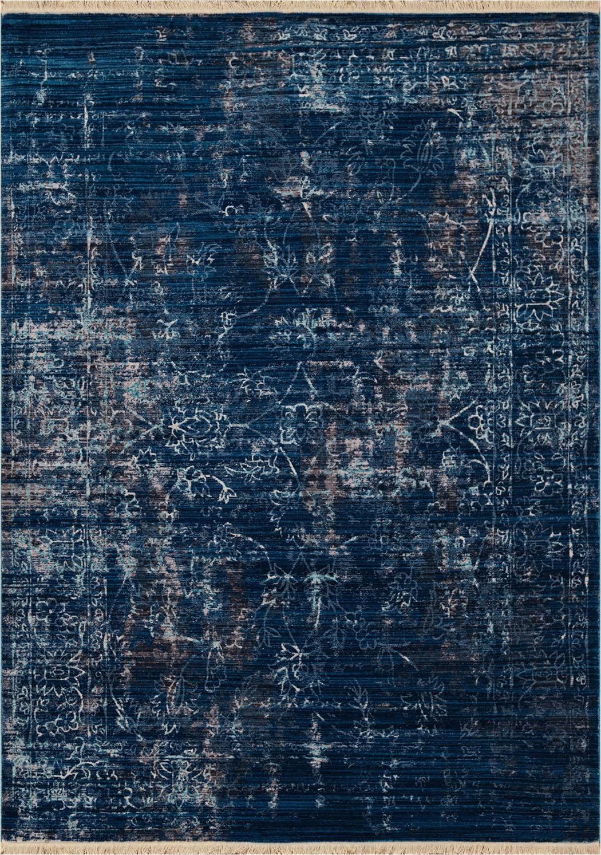 united weavers modern loom cache 7410 1950 midnight blue transitional rug 7410 1950