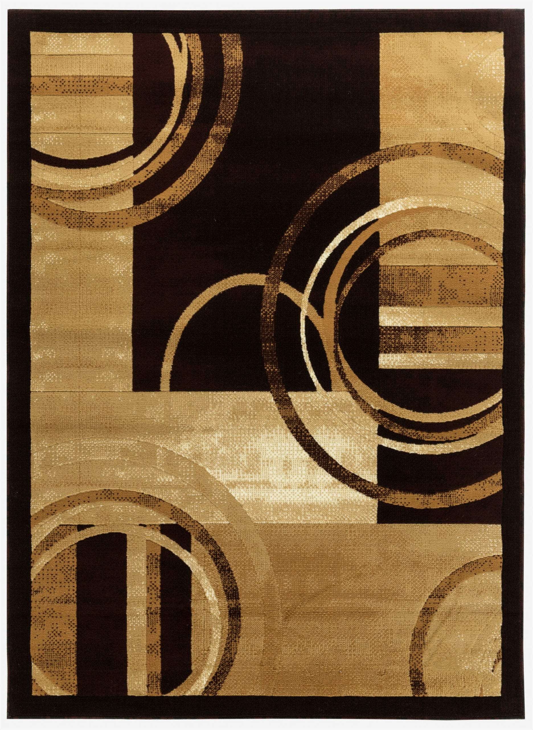 Burgundy and Cream area Rugs Delana Abstract Burgundy Cream area Rug