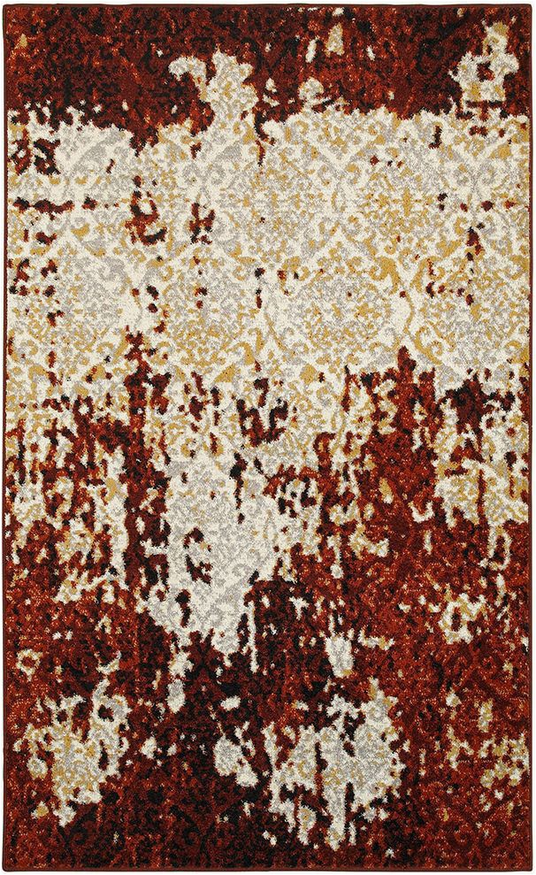 lr resources matrix burgundy cream area rugx