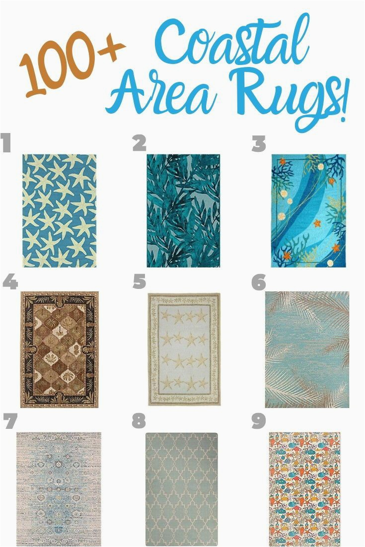 Coastal Living Room area Rugs Beach area Rugs Beachfront Decor