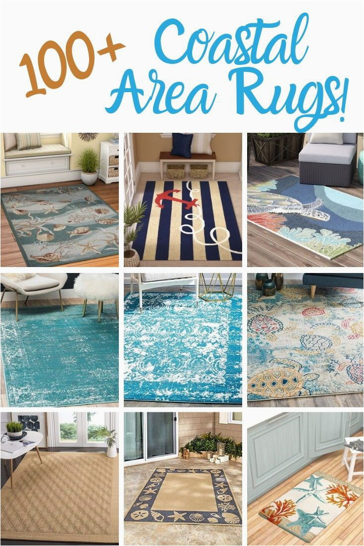 Coastal Living Room area Rugs Beach Rugs and Beach area Rugs Beachfront Decor In 2020