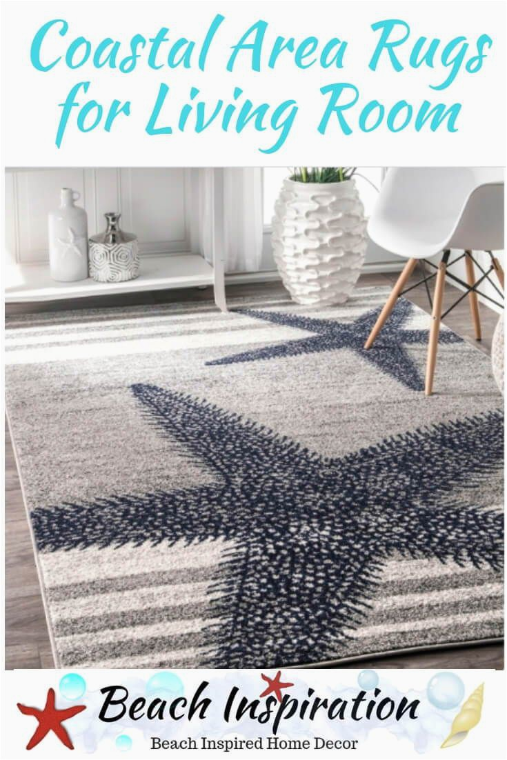 Coastal Living Room area Rugs Coastal area Rugs for the Living Room