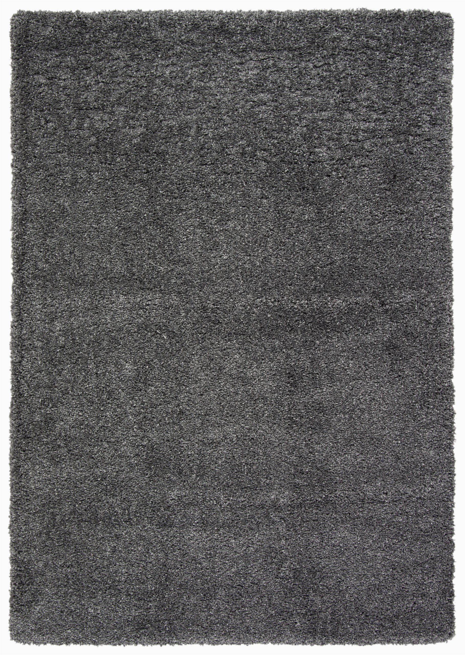 Dark Gray and White area Rug Eunice Dark Gray area Rug