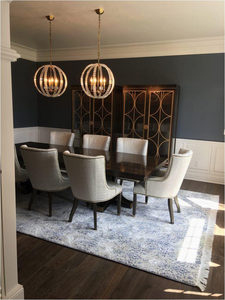 Dark or Light area Rug Dark Hardwood Floor with White and Light Blue Patterned area
