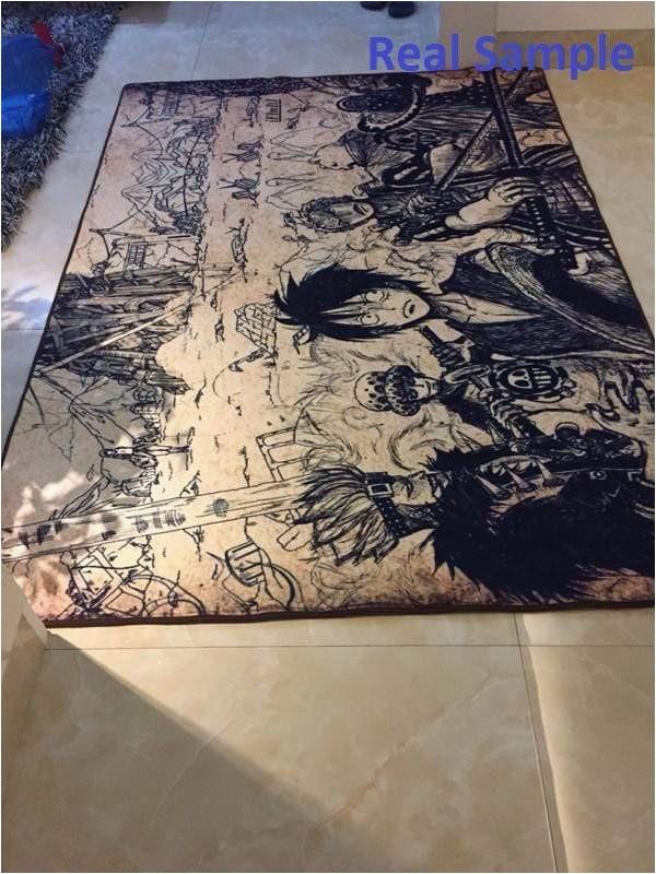 Dragon Ball Z area Rug Dragon Ball Z Carpet Goku & Ve A
