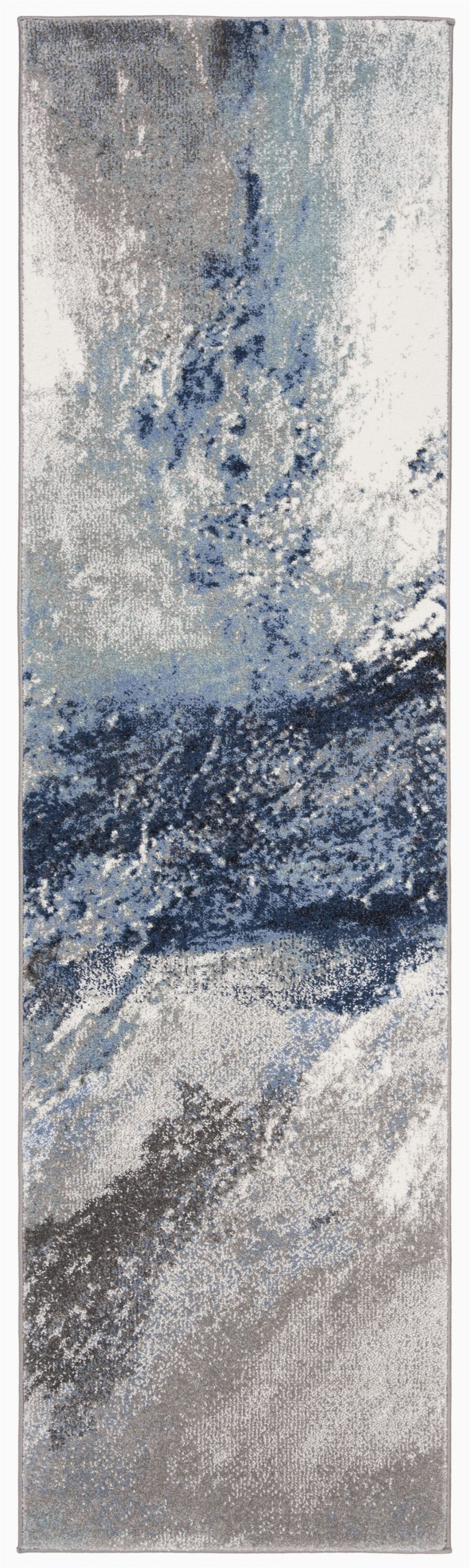 17 stories elara abstract bluegray area rug w piid=
