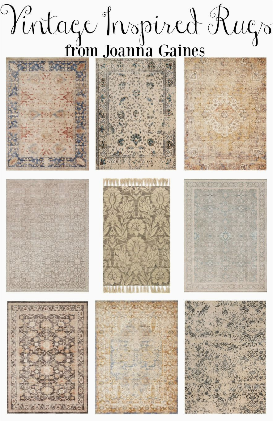 Joanna Gaines area Rugs Target Vintage Inspired Rugs From Joanna Gaines Farmhouse Style