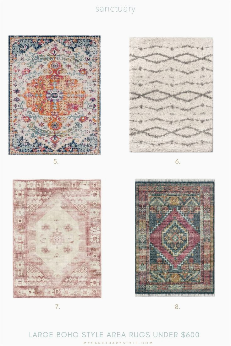 sanctuary boho area rugs under 600 youll love 2 opt