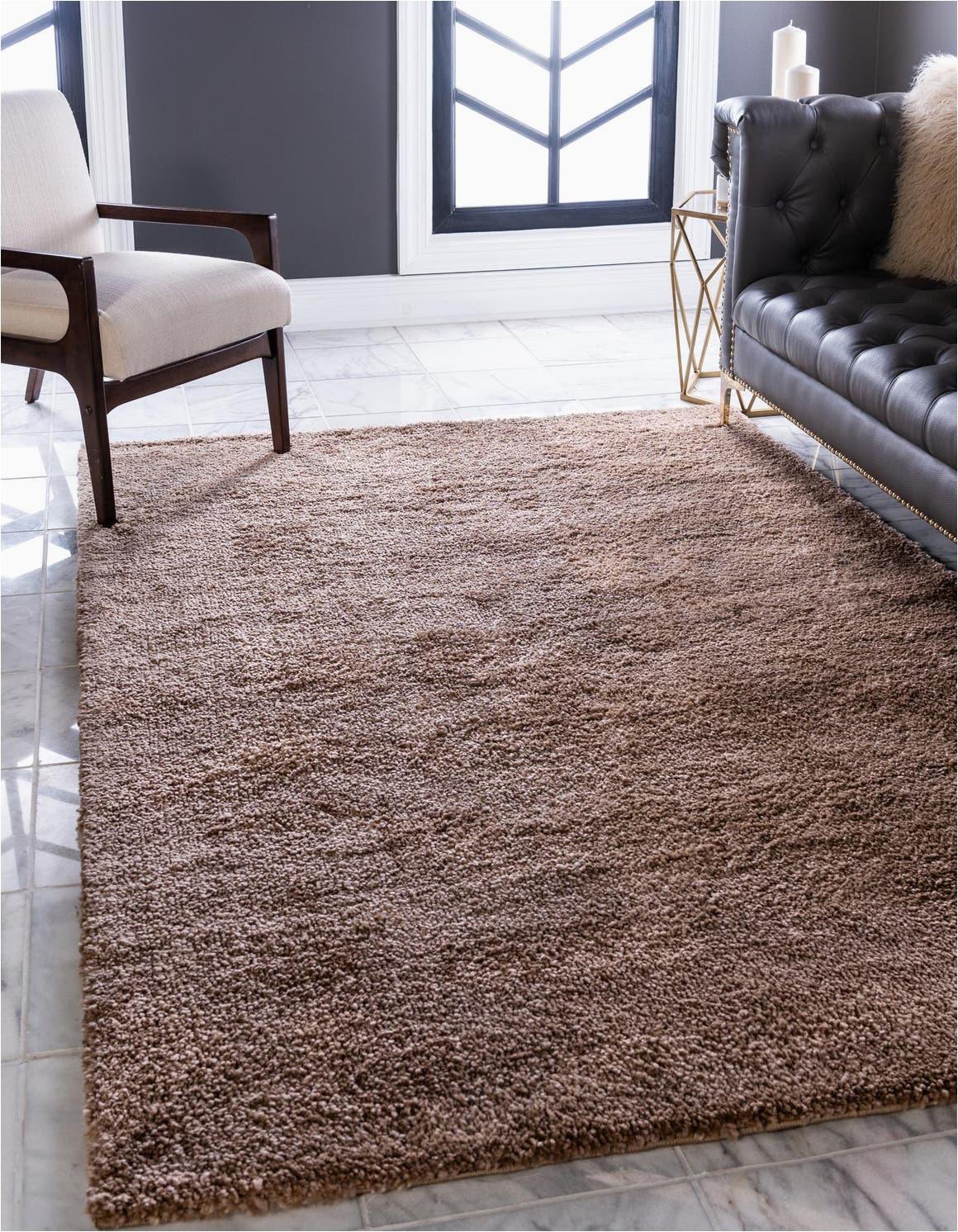 light brown 2x3 solid frieze area rug