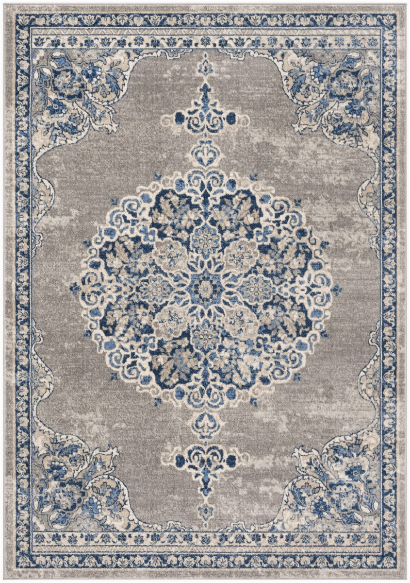 safavieh brentwood bnt867g light grey blue area rugx