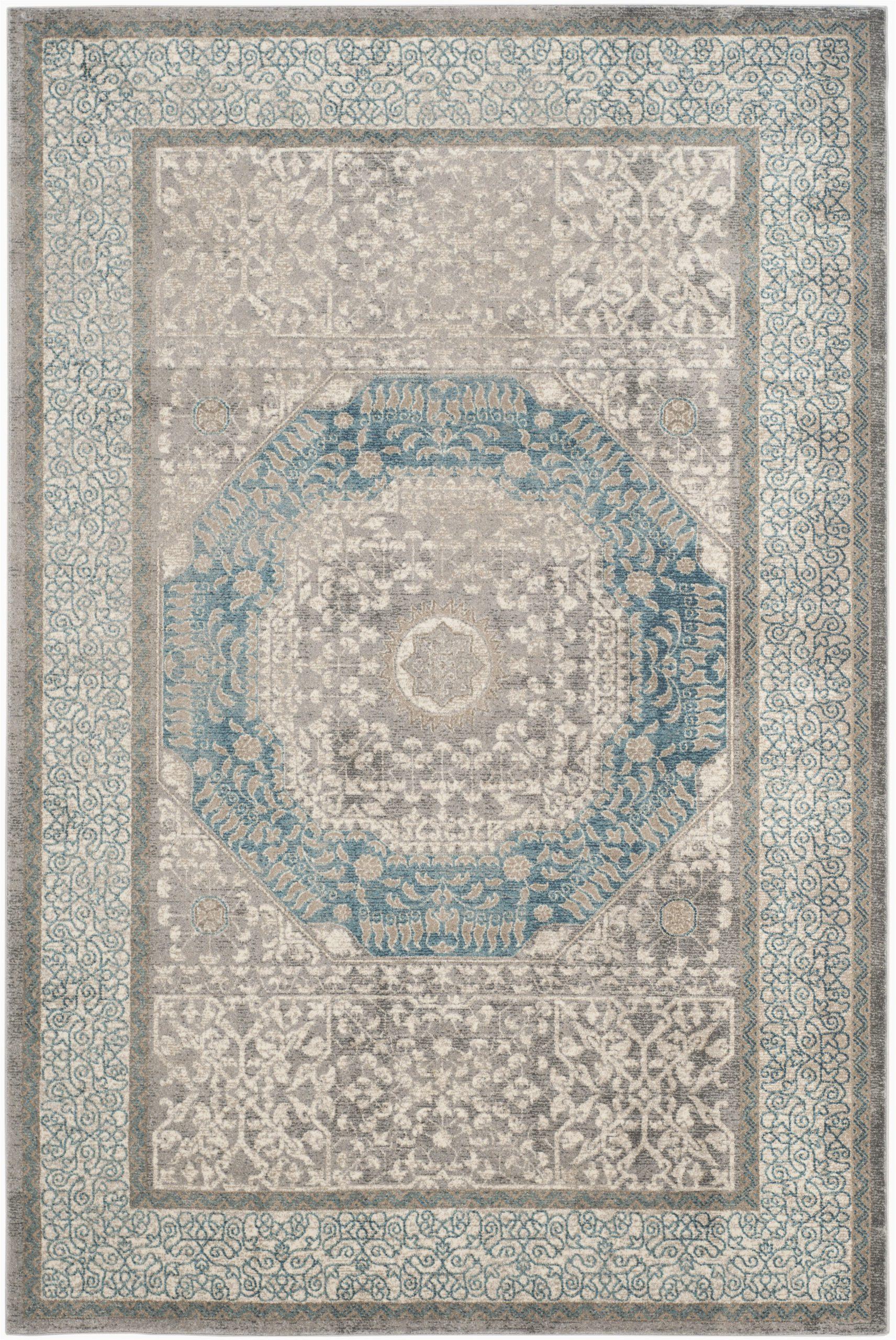 statham light greyblue rug