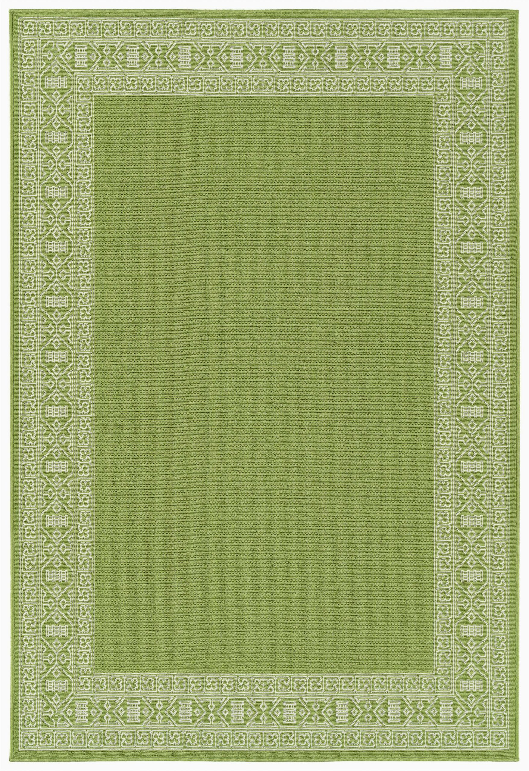 Lime Green and Black area Rug Poteet Lime Green Indoor Outdoor area Rug