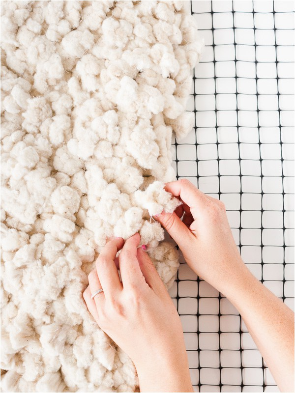 diy large scale rug from scratch 1