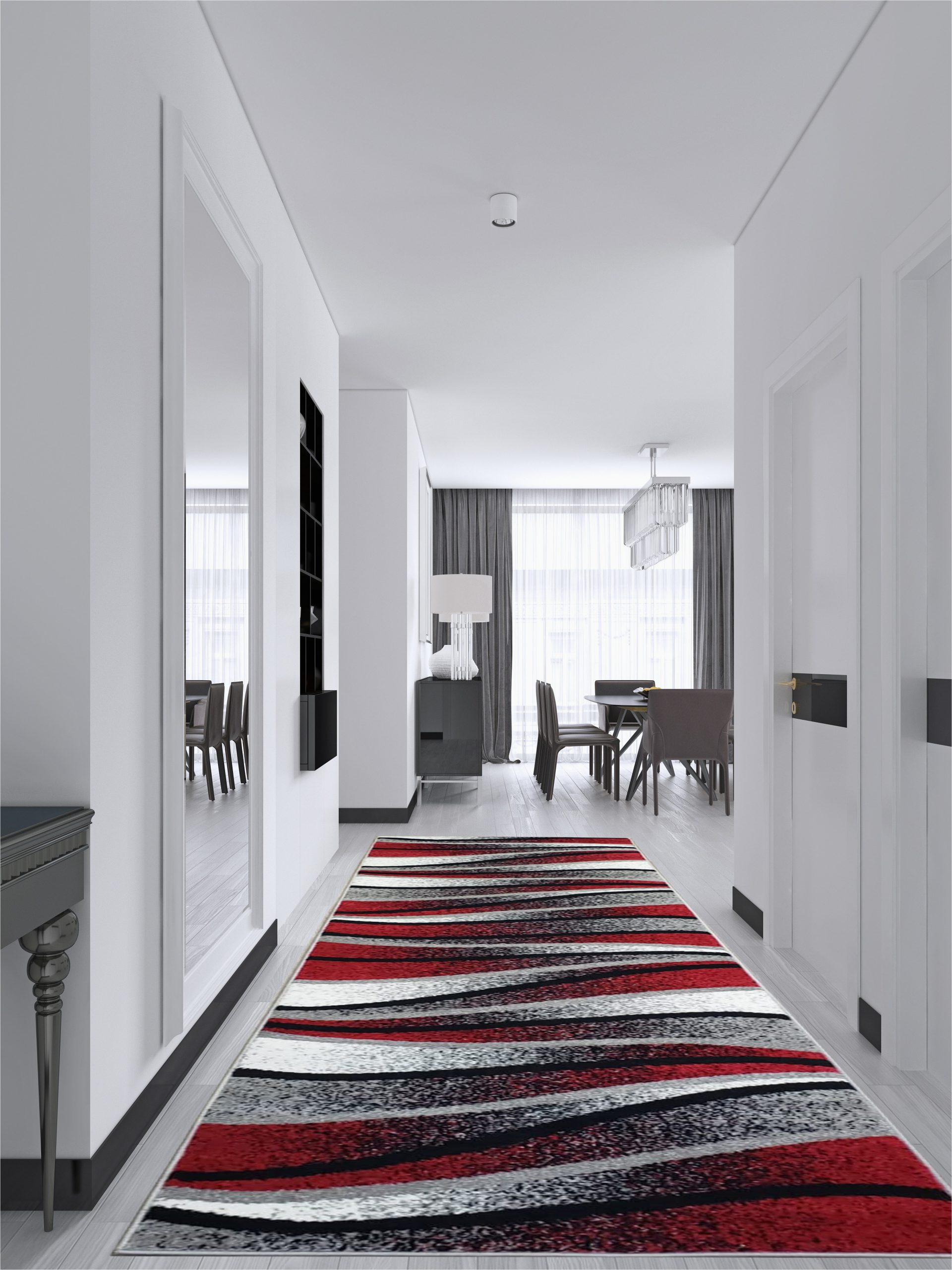 Maroon and Gray area Rugs Springer Abstract Maroon Gray area Rug