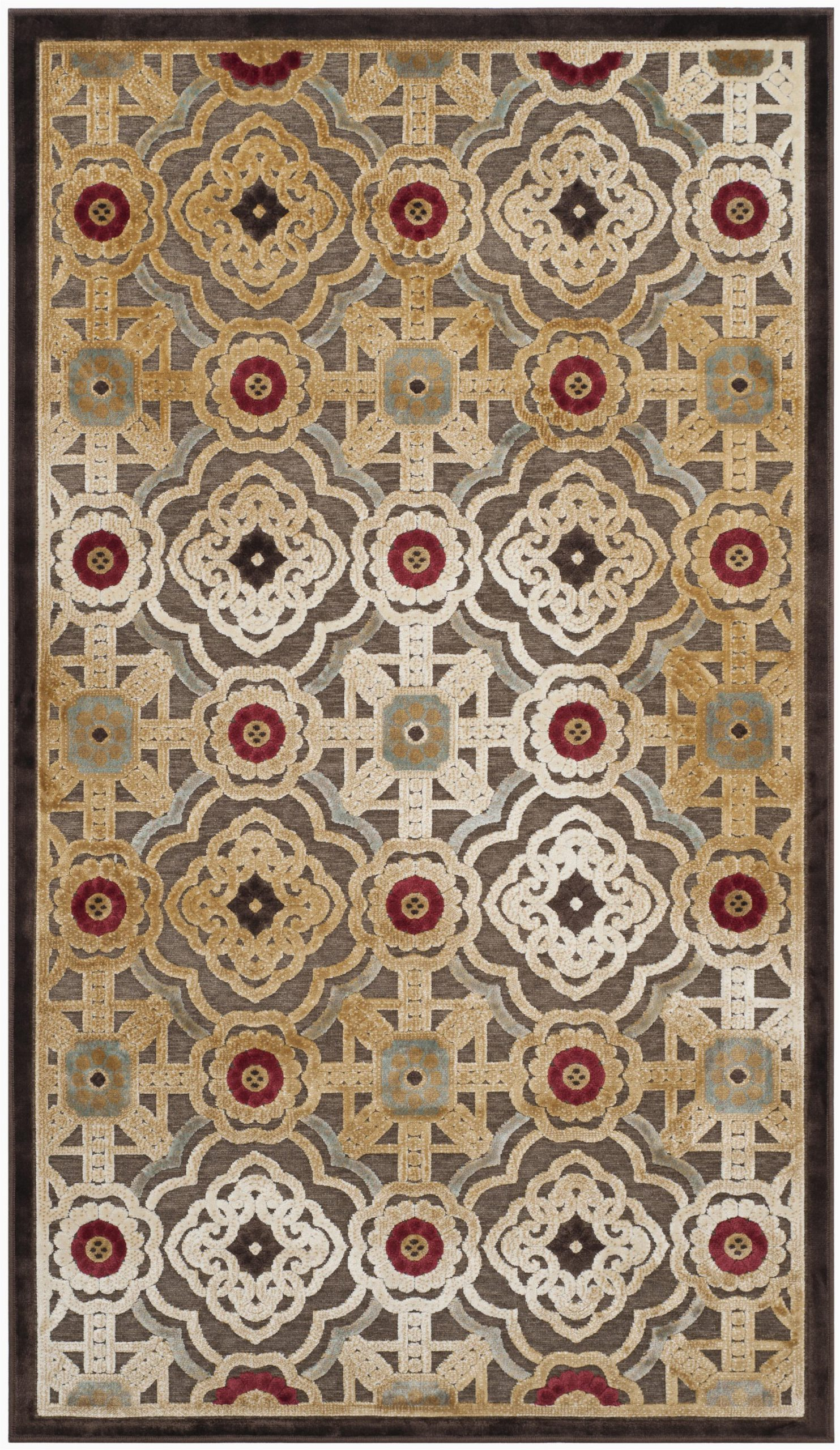 imperial palace multi color area rug