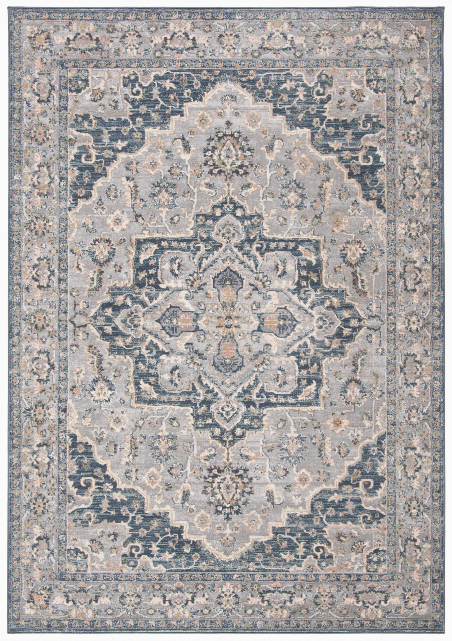 martha stewart rugs martha stewart 684 cream blue area rug w