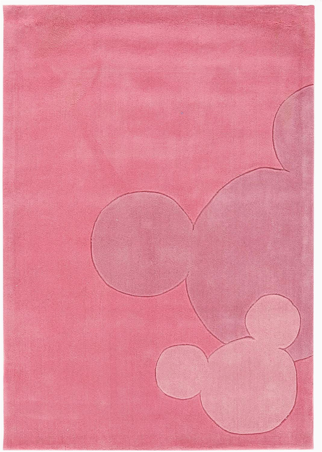 Mickey and Minnie area Rug Mickey Minnie Mouse Mat for Bedrooms top Line Taftato Hand