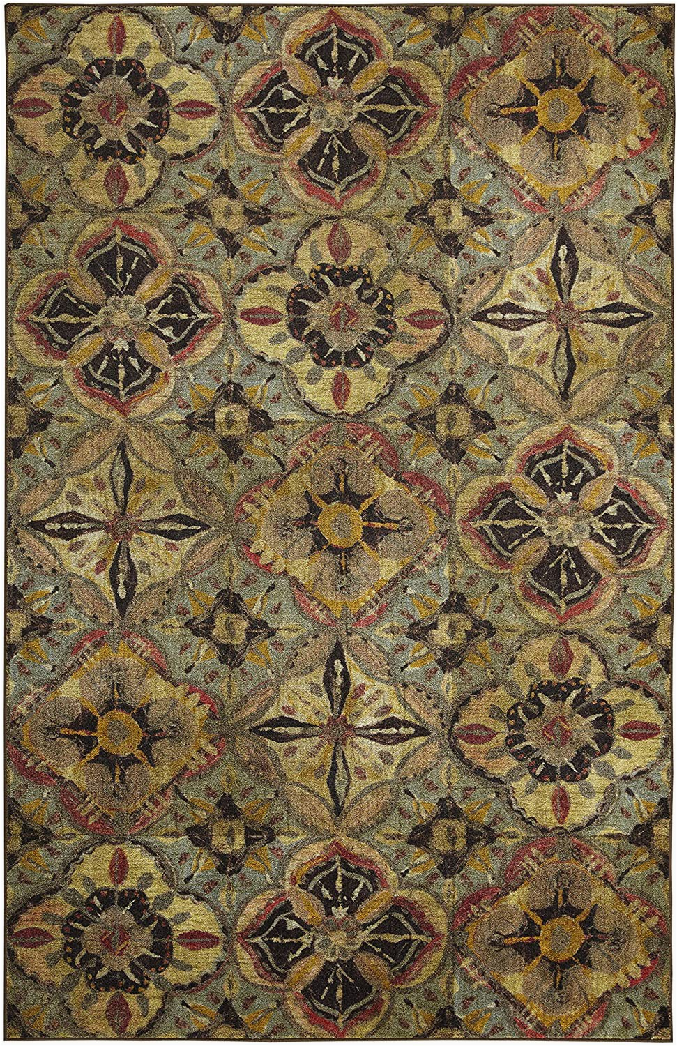 Mohawk Home area Rug 5×7 Mohawk Home Mackay Multi area Rug 8 X10 Multicolored